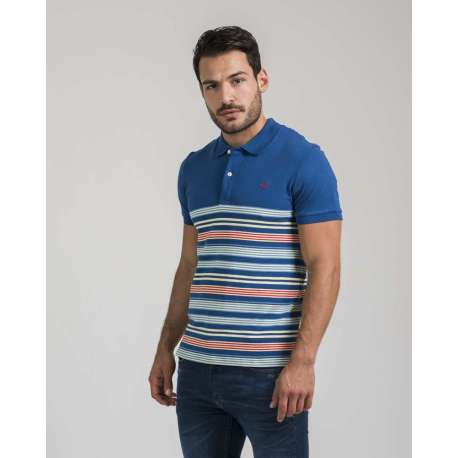 Polo Striped Comfort SS