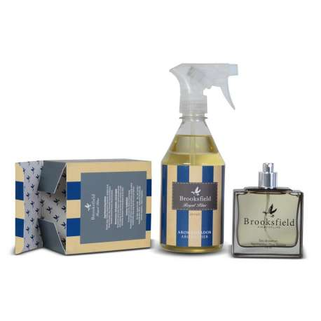 Pack Perfume Aromatizador Royal Blue