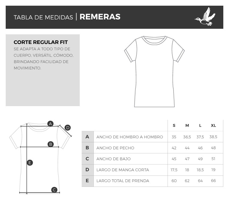 Remeras Mujer